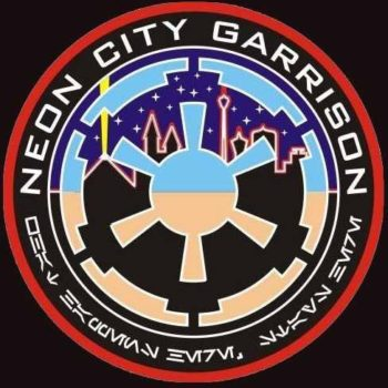 The Neon City Garrison - 501st Stormtroopers