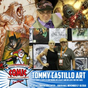 Tommy Castillo Art