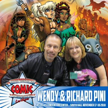 Wendy & Richard Pini